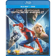 The Amazing Spider-Man 2 Blu-Ray/dvd On Blu-Ray With Andrew Garfield - EE719980