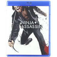 Ninja Assassin Blu-Ray On Blu-Ray With Rain - EE719985