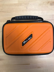 2DS XL Orange Rubber Carrying Case For 3DS Carry/shoulder PLX523 - EE719991