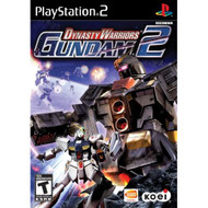 Dynasty Warriors: Gundam 2 For PlayStation 2 PS2 Shooter With Case - EE720009
