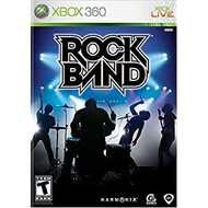 Rock Band for XBox 360 - TT31798