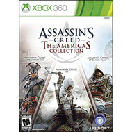 Assassin's Creed: The Americas Collection Standard Edition For Xbox 36 - EE720075