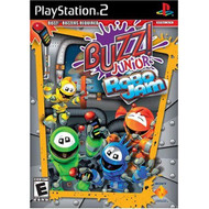 Buzz Jr: Robo Jam Stand Alone For PlayStation 2 PS2 Puzzle - EE720118