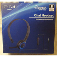 Rocketfish Gaming Chat Headset For PS4 For PlayStation 4 Microphone - EE543294