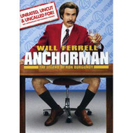 Anchorman: The Legend Of Ron Burgundy Unrated Widescreen Edition On - EE720172