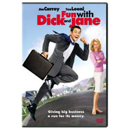 Fun With Dick And Jane On DVD With Tea Leoni Comedy - EE720176