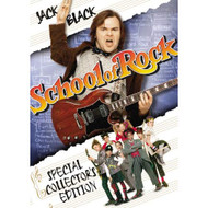 School Of Rock Widescreen Edition On DVD With Jack Black Comedy - EE720177