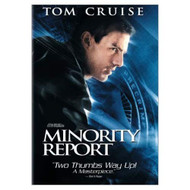 Minority Report Widescreen Edition On DVD With Tom Cruise - EE720182