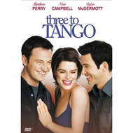 Three To Tango On DVD With Matthew Perry 3 Comedy - EE720189