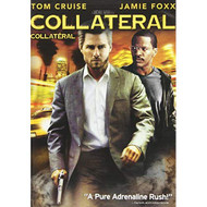 Collateral On DVD With Tom Cruise - EE720192