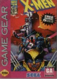 X-Men Game Gear For Sega Game Gear Vintage - EE720227