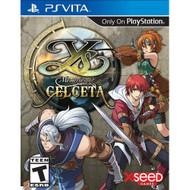 Ys: Memories Of Celceta PlayStation Vita For Ps Vita - EE720233