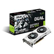 ASUS GeForce GTX 1070 8GB Dual-Fan Edition 4K/VR Ready Dual HDMI Dp 1. - EE720243