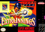 Extra Innings For Super Nintendo SNES Baseball - EE616861