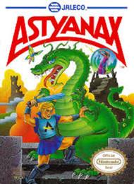 Astyanax Nintendo NES For Nintendo NES Vintage - EE720275