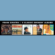 5 Classic Albums 5 CD By Frank Sinatra On Audio CD Album 2013 - EE720294