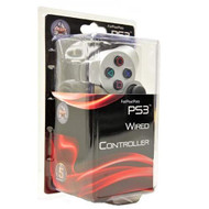 Arsenal PS3 Wired Controller Silver For PlayStation 3 Gamepad AP3CON3S - EE720307
