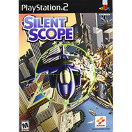 Silent Scope For PlayStation 2 PS2 Shooter - EE720309