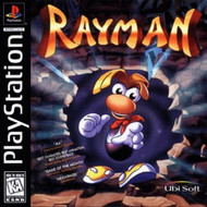 Rayman PS1 For PlayStation 1 With Manual and Case - EE445145