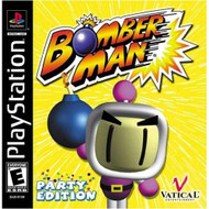 Bomberman Party Edition For PlayStation 1 PS1 - EE720317