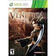 Venetica For Xbox 360 Shooter With Manual And Case - EE626993