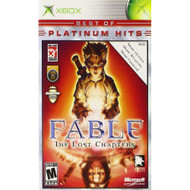 Fable: The Lost Chapters For Xbox Original RPG - EE520190