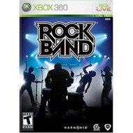 Rock Band For XBox 360 - EE520352