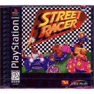 Street Racer: For PlayStation 1 PS1 Racing - EE535967