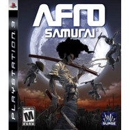 Afro Samurai For PlayStation 3 PS3 - EE561688