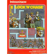 Lock 'N' Chase Intellivision - EE566800