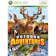 Cabelas Outdoor Adventure 2010 For Xbox 360 Shooter - EE582430