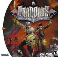 Draconus: Cult Of The Wyrm For Sega Dreamcast - EE720337