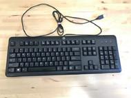 HP Black Keyboard KU-1156 Pn 672647-002 Standard - EE720339