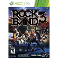 Rock Band 3 Game For Xbox 360 Music - EE549429