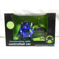 Black Series Transforming Robot Car Jr Toy - EE320686