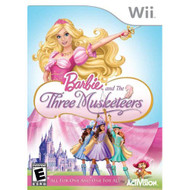 Barbie And The Three Musketeers For Wii And Wii U - EE720365