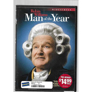 Man Of The Year On DVD - EE720403