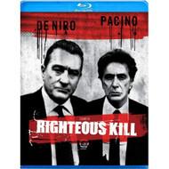 Righteous Kill Blu-Ray On Blu-Ray With Robert De Niro Mystery - EE720457