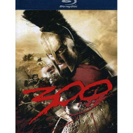 300 Blu-Ray On Blu-Ray With Gerard Butler - EE720454