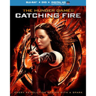 The Hunger Games: Catching Fire Blu-Ray Digital HD On Blu-Ray With - EE720459