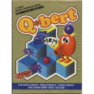 Q Bert For Intellivision - EE720487