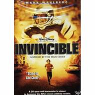 Invincible On DVD With Mark Wahlberg Documentary - EE720511