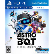 Astro Bot Rescue Mission PlayStation VR For PlayStation 4 - ZZ720525