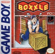 Boxxle On Gameboy Puzzle - EE588766