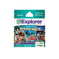 Amazing Disney/pixar Pixar Pals Explorer Learning Game By Leapfrog For - EE720590