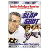 Slap Shot 25th Anniversary Special Edition On DVD With Paul Newman - DD581675