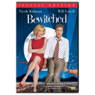 Bewitched Special Edition On DVD with Nicole Kidman - DD582609
