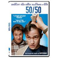 50/50 On DVD with Joseph Gordon-Levitt Comedy - DD615388