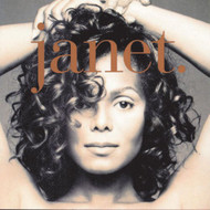 Janet By Jackson Janet Album 1993 By Janet Jackson On Audio CD - EE460153