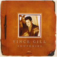 Souvenirs By Gill Vince Album 1995 On Audio CD - EE479090